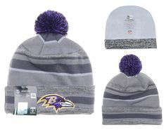 NFL BALTIMORE RENS BEANIES Fashion Knitted Cap Winter Hats New Era Gray 378|only US$8.90