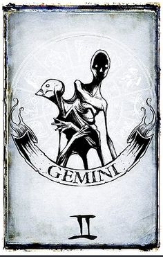 Estos Dibujos Espeluznantes Del Lado Oscuro de Los Signos Zodiacales Te Darán Escalofríos