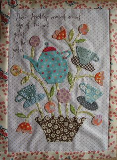 Koala's place - CrossStitch&Patchwork & Embroidery: Hatched and Patched