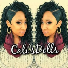 Debs Hairstyles, 27 Piece Hairstyles, Quick Weave Hairstyles, Cute Hairstyles For Short Hair, Black Girls Hairstyles, Curly Hair Styles, Sassy Hair, Natural Hair Styles For Black Women, Black Hair Care