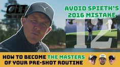 How to have a Pre-shot routine like all the PGA Tour players do: https://www.youtube.com/watch?v=sXSeAL8L-CA&t=2s