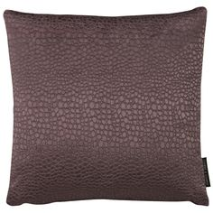 Pulse Grape Square Cushion