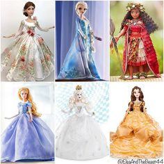 My #Top6DisneyOutfits. These are in no particular order: 1. Celebration Belle (beautiful photo from @MMDisney200)- I thought this dress was stunning. It was romantic but not old fashioned. Emma Watson looked perfect in it. 2. Elsa- her signature blue dress represented so much for her story and shows how costumes can visually tell a story about a character. 3. Moana- I loved her red outfit in the end of the film. The strong color seemed to represent her newfound inner strength and courage. 4…