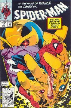 Spider-Man 17 December 1991 Issue Marvel Comics by ViewObscura Leonardi/Williamson Films Marvel, Marvel Comic Books, Lego Marvel, Comic Books Art, Comic Art, Book Art, Marvel Vs, Marvel Characters, Marvel Cinematic