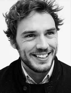 Stars Shine in InStyle's #TIFF2014 Portrait Studio - Sam Claflin of 'The Riot Club' from #InStyle