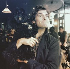 samclaflin-fans: Adorable photo of Sam Claflin &... | Tonight, Turn Your Weapons To The Capitol