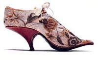 1780's heels