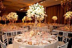 Casamento Jockey SP: branco e rosa | Noivinhas de Luxo  www.noivinhasdeluxo.com.br