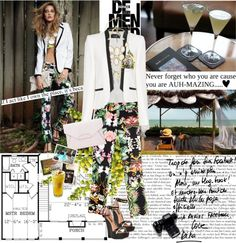 """""""chic with swimwear 2"""" by ffpava ❤ liked on Polyvore"""