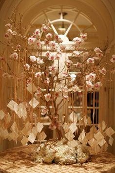 centrotavola matrimonio alto orchidee - Cerca con Google
