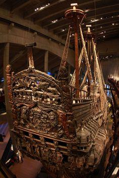Vasa Museum, Stockholm, Sweden Copyright: Murat Duzyol