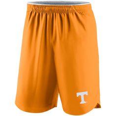 Tennessee Volunteers Nike 2017 Player Vapor Performance Shorts - Tennessee Orange