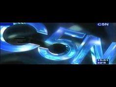 Cortina Musical C5N