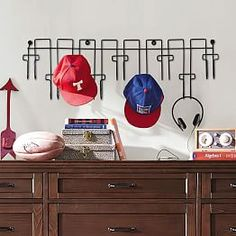 Decorative Wall Shelves & Hooks | PBteen