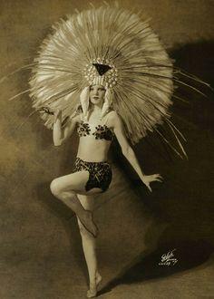 Ziegfeld Girl by White Studios, NYC