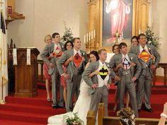 Best Wedding Groomsman Idea Ever