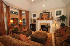 Tuscan Design Living Room