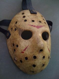 #Remake  #Friday the 13th #Jason Voorhees #Horror #Hockey Mask #2009 Remake