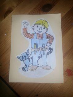 Puuha Pete! ( Kummipoitsun 2- vuotiskortin kuva) #art