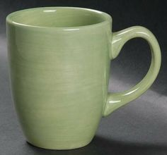 Artisan mug - could sure use a hot cocoa in this weather...