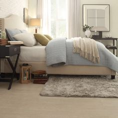 Eila Upholstered Bed