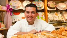 Cookie de gotas de chocolate do Buddy Valastro (Cake Boss)