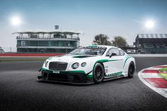Team Parker Racing running Bentley Continental GT3's in 2016 - http://www.motrface.com/team-parker-racing-running-bentley-continental-gt3s-in-2016/