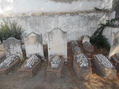 Tumbas del cementerio antiguo