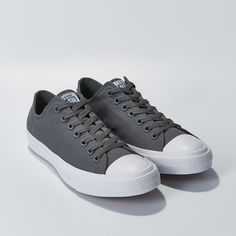 Converse chuck taylor all star II, Grey Dark