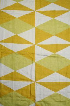 Fabric, designed by Harry Booström fór Stobo, Sweden. 1950s.