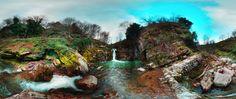 San Fele Falls - Potenza (Basilicata - South Italy) [1200  507]