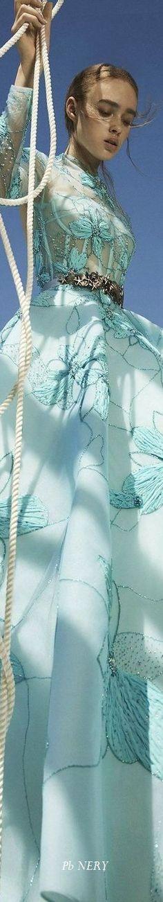 Saiid Kobeisy Fall 2017 Couture