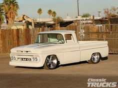 1962 GMC 1/2-Ton Pickup Truck - Hot Rod Network