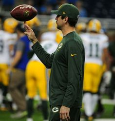 Game Photos: Packers  Aaron Rogers- here in Wi we are proud as can be of our team the Green Bay Packers.