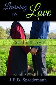 Learning to Love - Saul's Story by J.E.B. Spredemann  http://www.faithfulreads.com/2014/06/mondays-christian-kindle-books-early_16.html