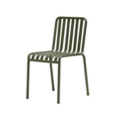 Chaise PALISSADE olive - HAY