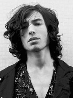 Ezra Miller // slightly obsessed with this fella