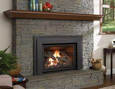 gas fireplace inserts | GAS INSERTS | Regency Liberty™ - L540E Large Gas Insert