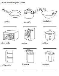 Resultado de imagen para cocina para niños para colorear con imágenes Cocina para niños Cocinas