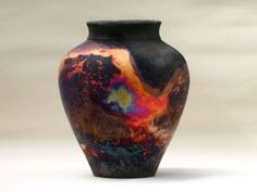 pat armstrong pottery | Raku ~ By Pat Armstrong from the UK.
