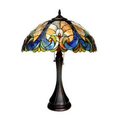 Dale Tiffany Beaded Ruby Table Lamp Jcpenney Lamps Pinterest