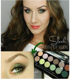 Garden of Eden Sleek Eye palette Eye Palette, Sleek Makeup, Eye Makeup, Small Back Gardens, Backyard Ideas For Small Yards, Garden Of Eden, Small Trees, Brows, Carnival