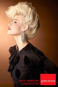 Kreatos kappers - hair women 2016 - Brown Sugar - beauty, hair & fashion