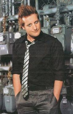 Tre Cool (Drummer from Green Day)
