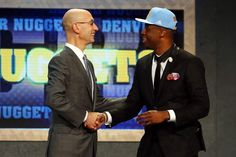 Emmanuel Mudiay: 5 Fast Facts You Need to Know Emmanuel Mudiay  #EmmanuelMudiay