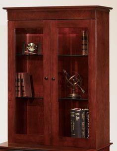 """Del Mar 48"""" Barrister Bookcase"""