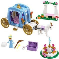 Lego Disney Princess Cinderella's Dream Carriage (41053) - Toys R Us - Britain's greatest toy store