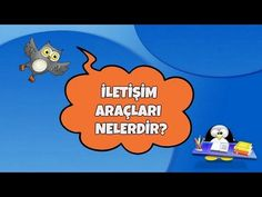 #İletişimAraçlarıNelerdir? #hayatbilgisi Preschool, Family Guy, Organization, Education, Youtube, Kids, Getting Organized, Young Children, Organisation