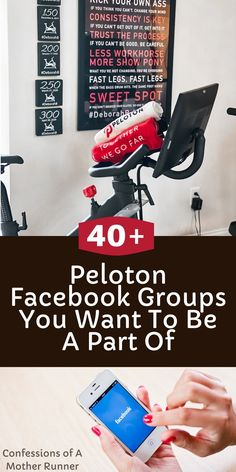 Top Peloton Facebook Groups you want to be a part of. Check out these 40+ top Peloton Facebook Groups & connect with your fellow Peloton users #Peloton #OnePeloton #PelotonCycle #PelotonFacebookGroups #PelotonApp #Running #Cycling #Strength #Yoga #Fitness #HomeFitness Fitness Tips, Fitness Motivation, Yoga Fitness, Bike Boots, Running Friends, Peloton Bike, Consistency Is Key, Wine And Beer, Diet And Nutrition