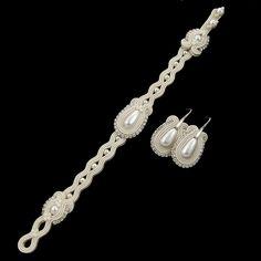 "Kavrila ""Female pearl soutache"""